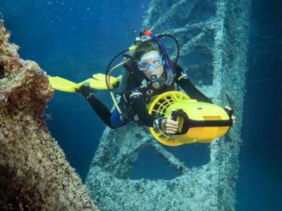 PADI DPV Diver Propulsion Vehicle