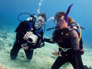 PADI Digital Underwater Photographer
