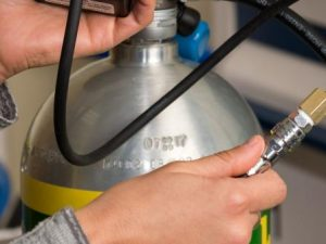 PADI Gas Blender