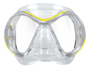 Oceanic OceanVU Mask Yellow
